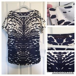 The Limited Ink Blot Top
